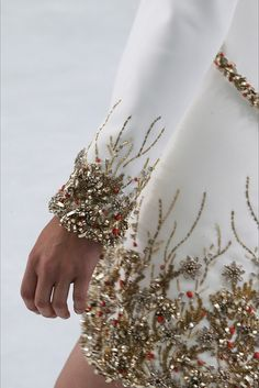 Chanel Haute Couture (Détail) Collection 2014