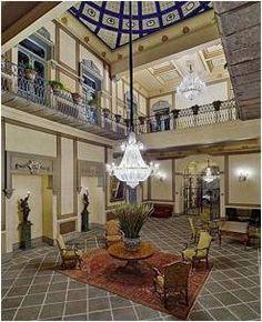 Loby Hotel San Leonardo