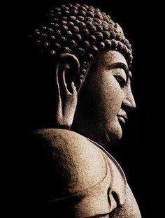Image of Statue of Buddha in Japanese cemetery from the art & design photos of Mike Cash. Buddha Buddhism, Buddha Art, Buddha Statues, Buddha Wisdom, Gautama Buddha, Buda Zen, Buddha Painting, Thai Art, Herve