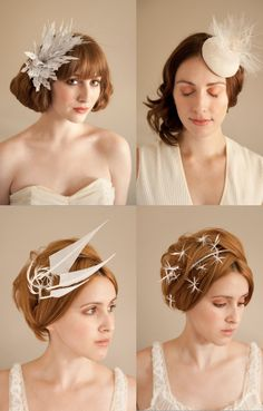hair adornments. I like these very much.