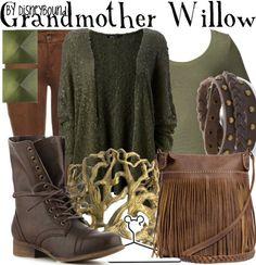 Grandmother Willow #pochontas