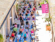 Zunray Yoga Studio   Palma, Mallorca