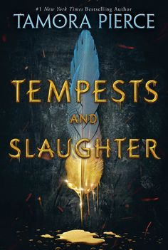 #CoverReveal   Tempests and Slaughter (The Numair Chronicles, #1) by Tamora Pierce