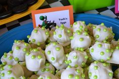 Super Mario Brothers / Mario Kart Wii Birthday Party Ideas | Photo 27 of 52 | Catch My Party
