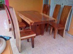 Jati Furniture Minimalis: KURSI DAN MEJA MAKAN
