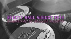 ✿ #Beauty #Haul August 2014 | #Compritas de #Belleza Agosto!