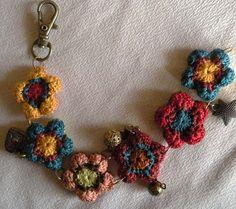 boemia+crochet | Bohemian Flowers Crochet by Dulcinae
