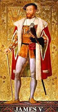 James V of Scotland (b.1512 r.1513-1542)