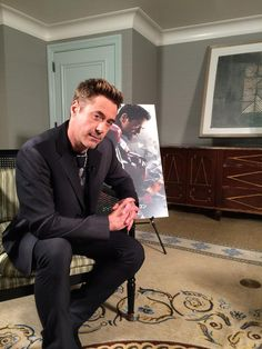"Robert Downey Jr. on Twitter: ""And so it begins... Coming to a country near you... #AgeOfUltron #PressTour"""