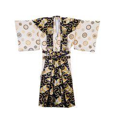 El arte de KABUKI; Disfraces de teatro japonesas