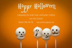 www.mycakepops.at Halloween Cake Pops Vienna