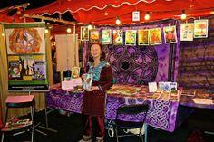 The Exhibition in Rijswijk, presenting the Osho Zen Tarot