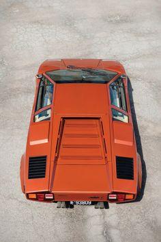 Vintage Lamborghini Countach LP400S Series I