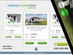 Caravan Covers Online in Australia | Caravan Covers, Camec Covers, Coast Caravan Covers