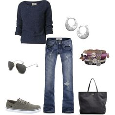 Brit, created by jennifer-garcia-llanes on Polyvore