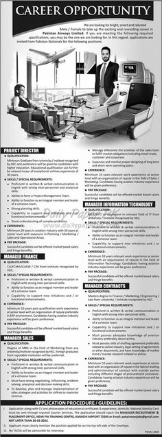 Aviation Jobs 2016 Career Opportunities in Pakistan Airways Limited Karachi For #jobs detail and how to apply: #paperpk http://www.dailypaperpk.com/jobs/249870/aviation-jobs-2016-career-opportunities-pakistan-airways-limited-karachi
