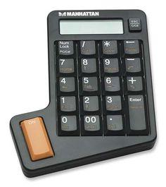 Tastierino numerico e calcolatrice