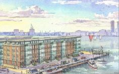 Roseland Breaks Ground on $ 67 Million Portside at Pier One Apartment Project