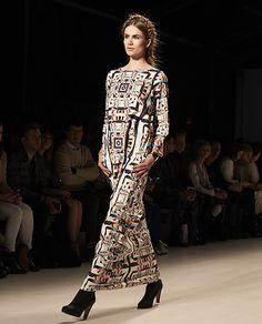 Mercedes-Benz Fashion Week New York: Mara Hoffman