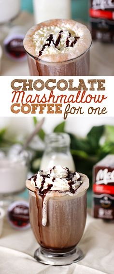 Make Chocolate Marshmallow Coffee, One Delicious Cup at a Time