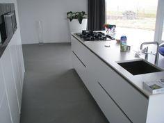 ... Grijze Keukens op Pinterest - Grijs Keukens, Grijze Keukens en Keukens