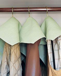 A Call to Order: Maximizing Your Closet Space | Martha Stewart