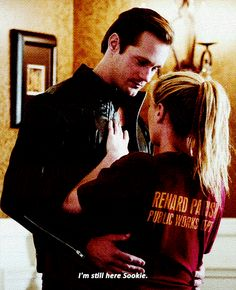 the way he touches her...how could these two not have been the end game?!?!