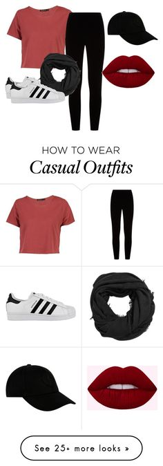 """""""Everyday Casual"""" by zllyelizabeth on Polyvore featuring Boohoo, Eileen Fisher, adidas, STONE ISLAND and MANGO"""