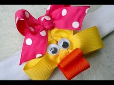 Ducky Bow!!!