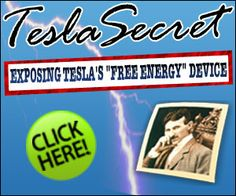 Nikola Tesla Secret- Wireless power transmission.  Only a century after Tesla figured it out....