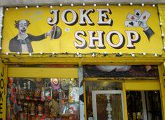 Joke shop, Margate