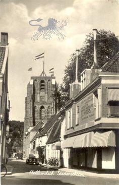 torenstraat 1930 Historisch Centrum Leeuwarden - Hollandsch Stedenschoon. Oldehove, Leeuwarden.