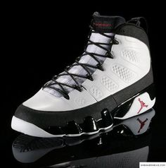 Air Jordan IX the best designed Jordan shoe, and the only ones I want