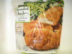Frozen chicken tender recipes