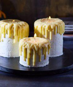 Ricciarelli , a tökéletes süti kávé mellé   Street Kitchen Nutella, Tiramisu, Birthday Candles, Tiramisu Cake