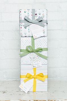 Beautiful and naive gifts.