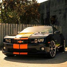 Wicked Camaro Supersport
