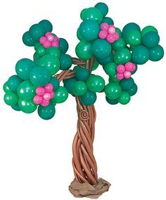 balloon trees - Google Search