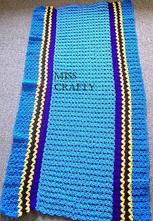 baby blanket - made by me  Crochet blanket suitable for newborn baby