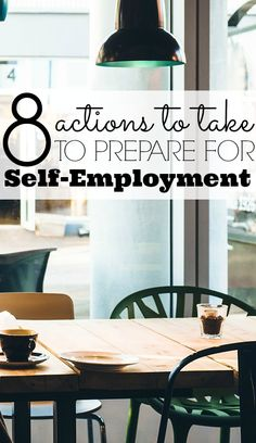 How To Prepare for Self-Employment. http://www.makingsenseofcents.com/2013/06/prepare-for-self-employment.html Visit our website at www.firethorne.org! #firethornefirm #businesscards #business #creative #businessideas #businesstips #entrepreneur #success