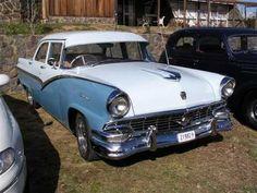 1950's Cars