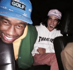 Tyler, The Creator and Nico
