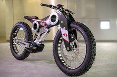 Carbon E-Bike by Moto Parilla   HiConsumption