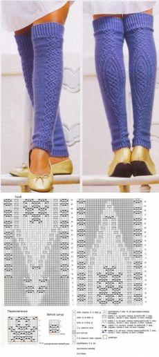 вязаные носки и тапочки | Софья Малова | Posts about knitting on Postila | Постила