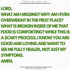 Prayer For Weight Loss - 21 Short Prayers - Page 4 of 4 - Spiritually Hungry Prayer For Guidance, Gods Guidance, Prayer For You, God Prayer, Daily Prayer, Spiritual Guidance, Spiritual Prayers, Prayer Room, Guidance Quotes