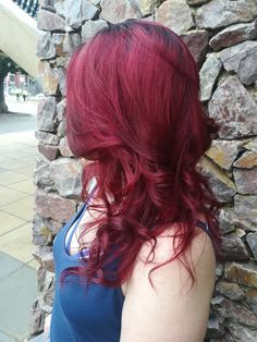 #redhairdontcare #haircolor #hairdare Red Hair Don't Care, Spice Things Up, Haircolor, Your Hair, Colour, Long Hair Styles, Beauty, Hair Color, Color