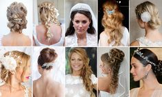 Wedding Hairstyles & Makeup Ideas For Fall 2013