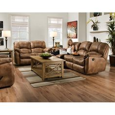 Weston Reclining Living Room Group by Southern Motion at Becker Furniture World New Living Room, Living Room Furniture, Home Furniture, Living Room Decor, Studio Furniture, Furniture Shopping, Furniture Ideas, Loveseat Recliners, Couches