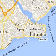 Istanbul Ataturk Airport to Salpazar Google Maps Istanbul