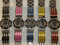 Mighty Morphin Power Rangers Communicator watches - I want ALL OF THEM!